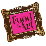 Food is Art logo