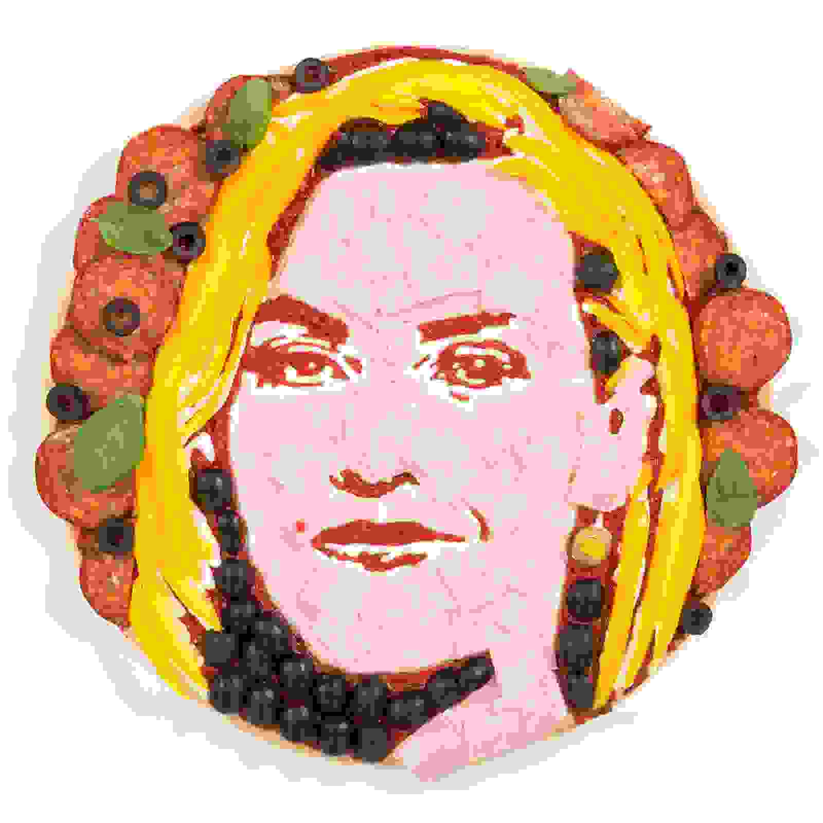 Kate Winslet Pizza